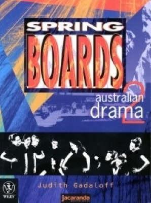 Springboards: Australian Drama 2: Australian Drama 2