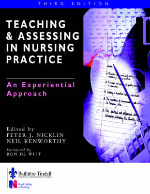 Teaching and Assessing in Nurse Practice: An Experiential Approach