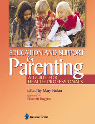 Education for Parenting: A Guide for Health Professionals