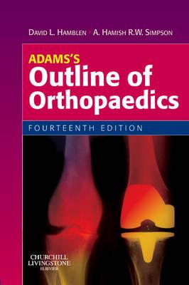 Adams's Outline of Orthopaedics