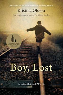 Boy, Lost: A Family Memoir