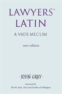 Lawyer's Latin