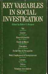 Key Variables in Social Investigation
