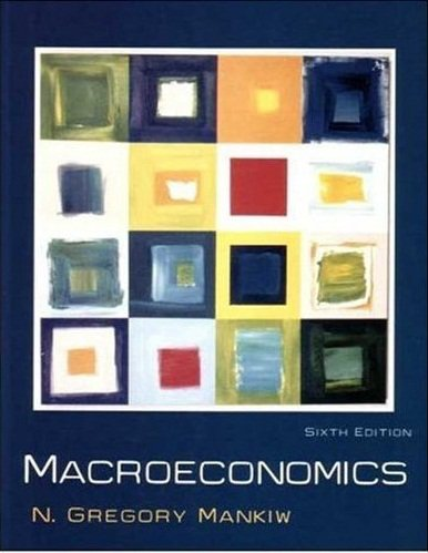 Macroeconomics: Text and Study Guide