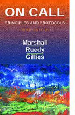 On Call Principles And Protocols 3ed