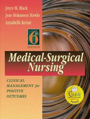 Medical Surgical Nursing 6ed (1 Volume)