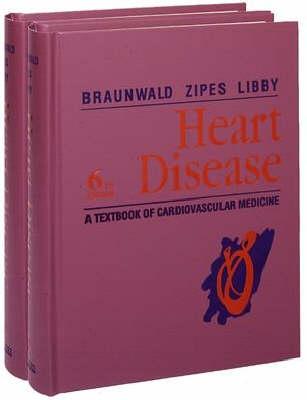 Heart Disease 6ed (2 Vol Set)