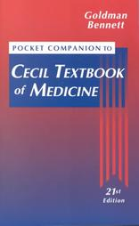 "Pocket Companion to Cecil ""Textbook of Medicine"""