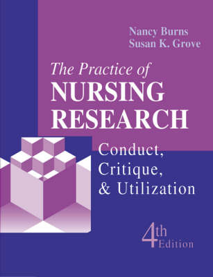 Practice Of Nursing Research 4ed
