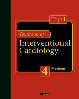 Textbook Of Interventional Cardiology 4ed