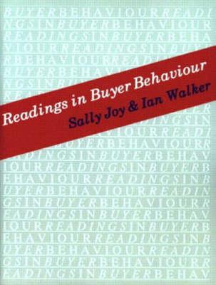 Readings in Buyer Behavior