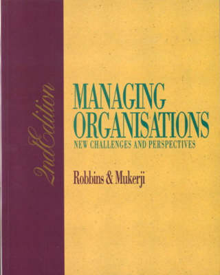 Managing Organisations: New Challenges and Perspectives