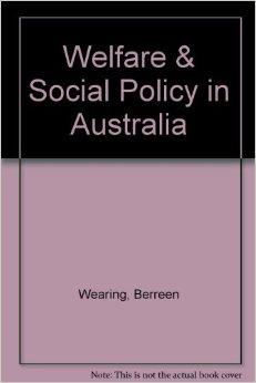 Welfare & Social Policy in Australia