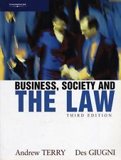 Busi Society & the Law - Abrid