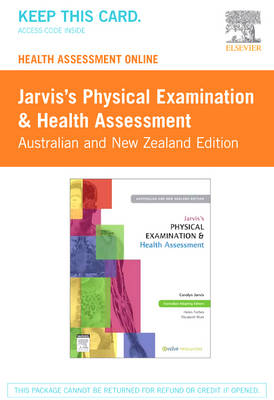 Jarvis's Physical Examination and Health Assessment Online