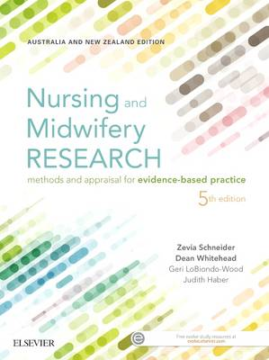 Nursing and Midwifery Research 5th Edition