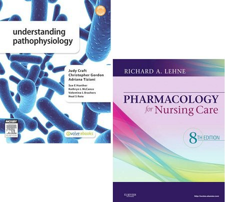 Understanding Pathophysiology: ANZ & Pharmacology for Nursing Care Value Pack