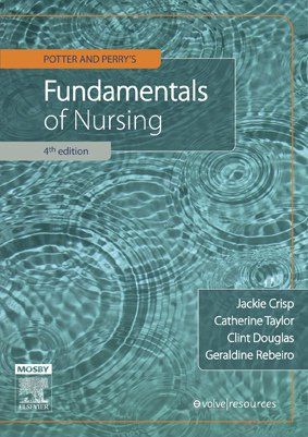Potter & Perry's Fundamentals of Nursing +Law for Nurses + Mosby's Dictionary of Medicine