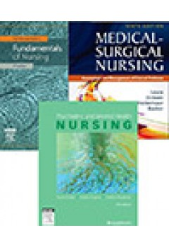 Potter & Perry Fundamentals Of Nursing & Lewis's Medical Surgical Nursing & Psychiatric Mental Health Nursing & Navigati