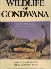 Wildlife of Gondwana: 500-Million-Year History of Vertebrate Animals from the Ancient Southern Supercontinent