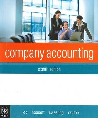 Company Accounting 8E + Sustainability in Australian Business Supplement