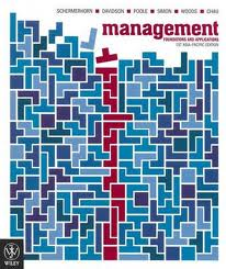 Management Foundations and Applications 1st Asia Pacific Edition + Wiley Desktop Edition + Isg + Sustainability Supplement
