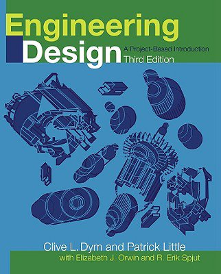 Engineering Design a Project Based Introduction 3E + Ebook