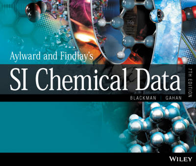 Aylward and Findlay's SI Chemical Data
