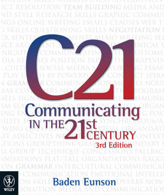 Communicating in the 21st Century + istudy Version 1