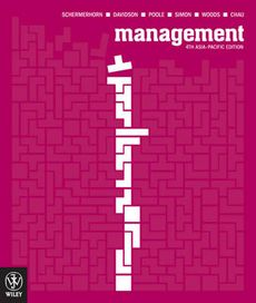 Managament Fourth Asia Pacific Edition + Sustainability in Australian Business Fundamental Business and Practice