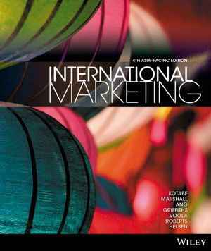 International Marketing 4e Asia Pacific Binder Ready Version