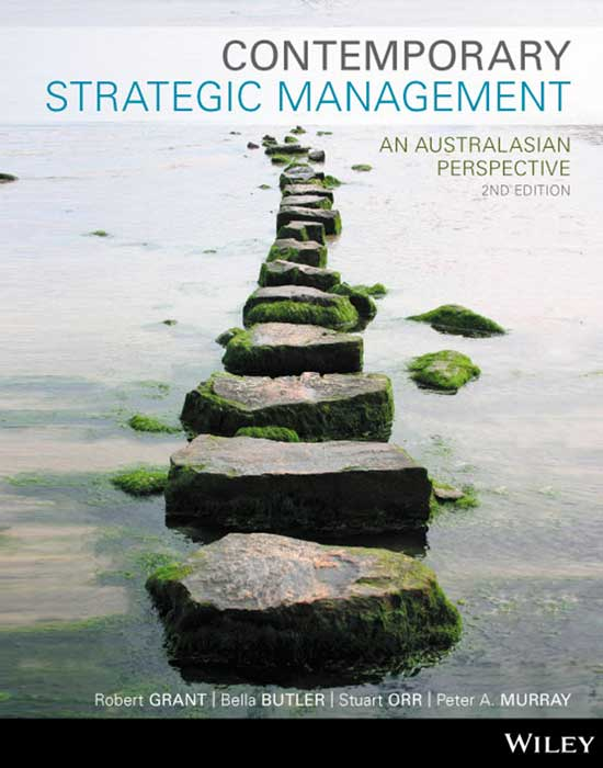 Contemporary Strategic Management, 2nd Edition