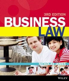 Business Law 3E Istudy Version 1 Card