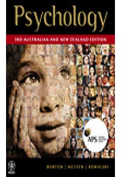 Psychology 3rd Australian and New Zealand Edition E-text Card +Student's Guide to Dsm-5 + Cyberpsych V4.0 Card + Interactive Approach to Writing Essays