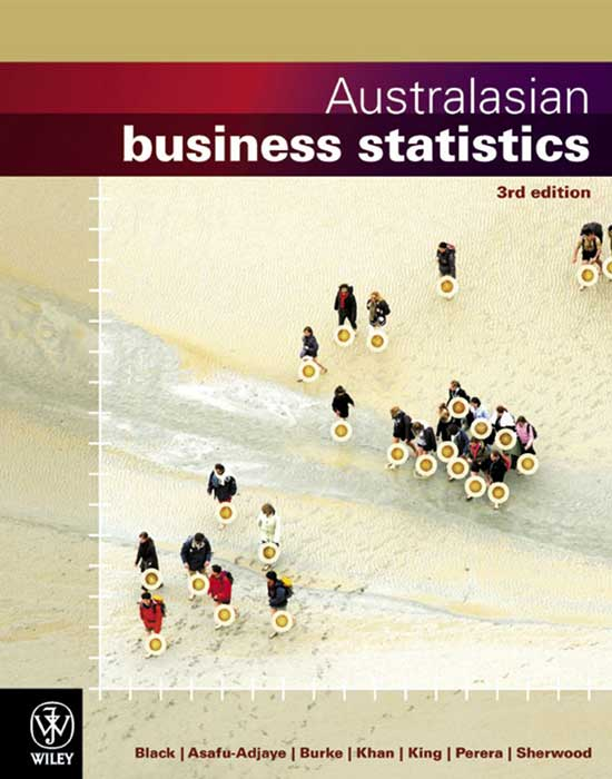 Australasian Business Statistics, 3rd Edition