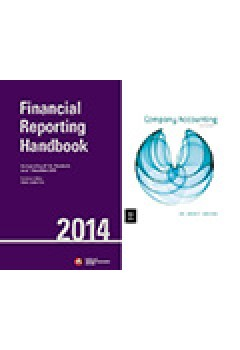 Company Accounting 9E + WileyPlus Stand-alone Card + Chartered Acc Financial Reporting Hbk2014 + Chartered Acc Fin Reporting Hbk2014 Etext Card Per