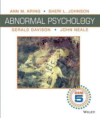 Abnormal Psychology Twelfth Edition Dsm-5 Update Brv + WileyPlus Stand-alone Card + a Student's Guide to Dsm-5