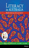 Literacy in Australia: Pedagogies for Engagement + Istudy Version 1 Registration Card + E-text Card