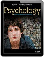 Psychology (AU & NZ) 4E Wiley EText with iStudy and CyberPsych Card & Assignmentor Card 6 Month Subscription