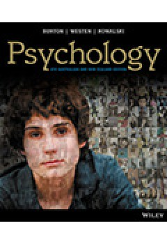 Psychology (AU & NZ) 4E & iStudy with Cyberpsych Card + Interactive Approach To Writing Essays and Research Reports in Psychology 3E