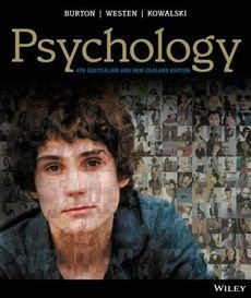 Psychology (AU & NZ) 4E & iStudy with CyberPsych Card + Assignmentor Card 6 Month Subscription + Zaps Code + Zaps Workbook