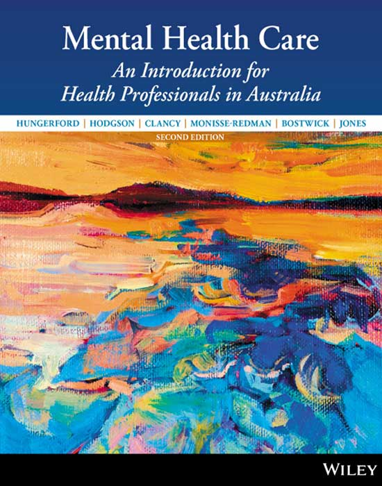Mental Health Care, 2nd Edition