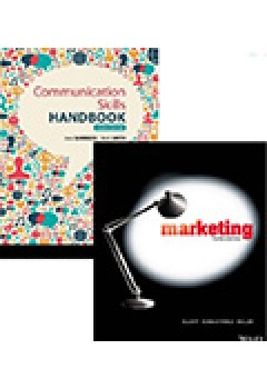 Marketing (Au) 3E+istudy Version 3 Card+communication Skills Handbook 4E+assignmentor Card - 6 Month Subscription