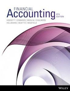 Financial Accounting 9th Edition WileyPLUS Standalone Reg Card