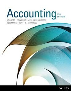 Accounting 9th Edition WileyPLUS Standalone Reg Card