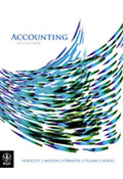 Accounting 8E WileyPLUS code + JUSTINS GOURMET
