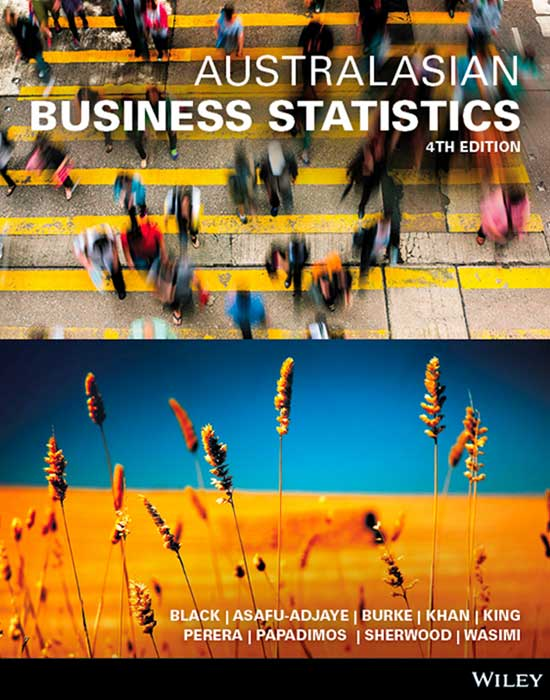 Australasian Business Statistics, 4th Edition