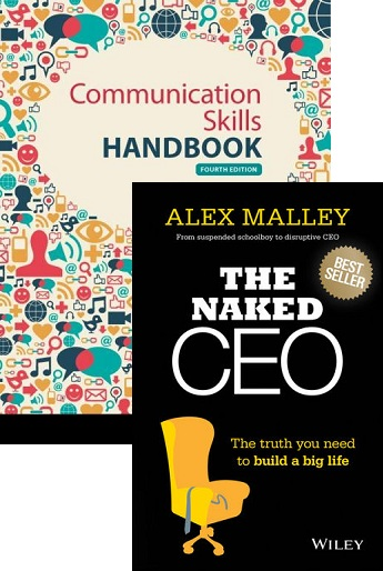 Communication Skills Handbook 4th Edition + The Naked CEO
