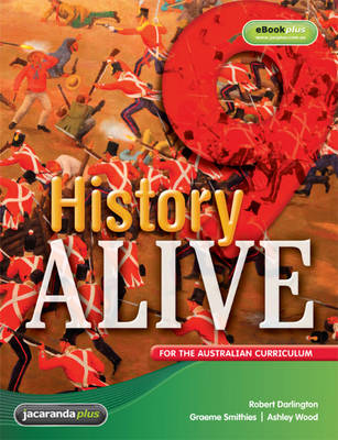 History Alive 9 for the Australian Curriculum and EBookPLUS