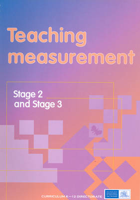 Teaching Measurement Stages 2&3 #10131/2/3